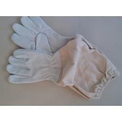 Rękawice skórzane XL