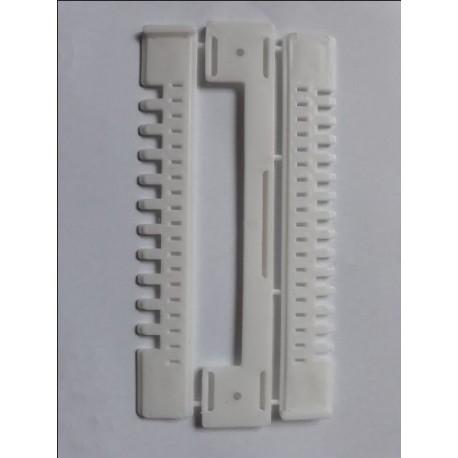 Zasuwka plastikowa 185mm