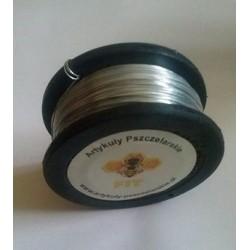 Drut pszczelarski 0,4mm 100g