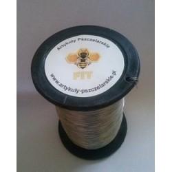 Drut pszczelarski 0,4mm 500g